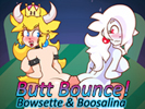 Bowsette & Boosalina Butt Bounce! android