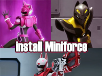 install Miniforce android