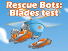 Rescue Bots: Blades test android