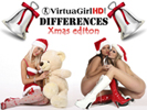 VirtuaGirl Differences Xmas Edition андроид