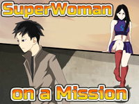 SuperWoman on a Mission android
