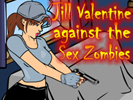 Jill Valentine against the Sex Zombies android