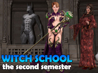 Witch School APK