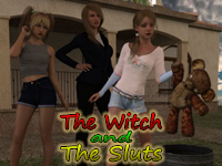 The Witch and The Sluts APK