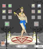Wet Conjuration game android