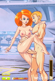 Porn Bastards: Kim Possible android