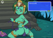 Rottytops' Raunchy Romp XXX Parody - Part 2 android